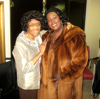 12-31-2008 Tramaine Hawkins & Alma Blackmon - New Year's Eve Holy Communion Service - S.Seawood