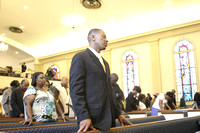 First service. Sermon: The Lords Prayer. September 8, 2012 (Official Berean SDA Church Photo by Richard White)