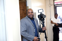 Chip Dizard, shooting for Praize Vision - (c) Official Berean SDA Church Photo by Eric Grace