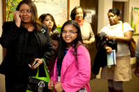 The Byrd Ladies arrival - (c) Official Berean SDA Church Photo by Eric Grace
