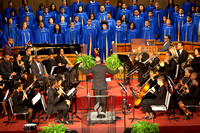 The Aeolians with orchestral accompaniment - (c) Official Berean SDA Church Photo by Eric Grace