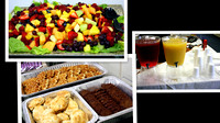 Breakfast prepared by Ms. Emma   (Official Berean SDA Church Photo by S.Seawood)