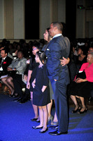 Pastor Carlton P. Byrd's Farewell - January 2012