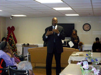 12-17-2011 Visit to the Signature Nursing home in Buckhead - By: Charles Cunningham