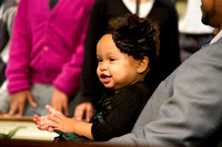 Another smile at grandparents. (Official Berean SDA Church Photo by Burdie Henri)