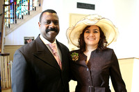 Beautiful Summer Hat. March 17, 2012 (Official Berean SDA Church Photo by Richard White)