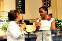 Mission Emphasis - Andrea Hall & Jackie Winston