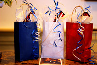 Gift bags for veterans