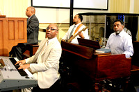Berean musicians playing for Praise and Worship
