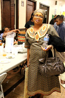 Berean Member Shows Off Her Country's Dress