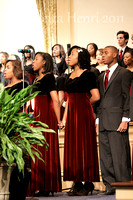 01-15-2011 Concert: Oakwood University Aeolians - Burdie Henri